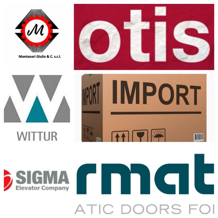 IMPORT                                            OTIS Montanari Sigma LG Wittur - Selcom Fermator