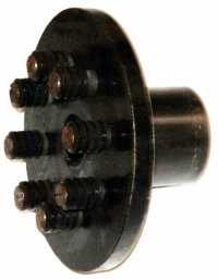 Полумуфта L-170 d-55 8пальцев