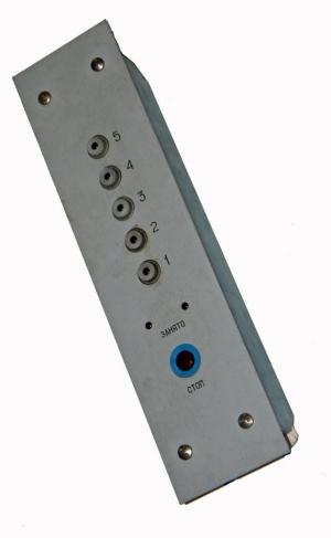 Панель лифтера (приказа) ПКЛ-13-2