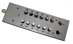 Панель (лифтёра) приказа ППЛП-1 УКЛ