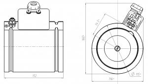 Электромагнит ЭМС-0,5 (МЛЗ)