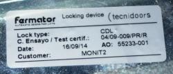 Отводка ДК Fermator CDL.VF00CD000