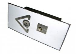 ПВЛ-11 нерж. с ключом